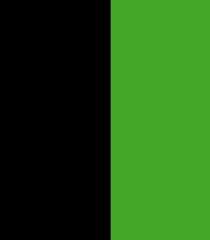 Nero/Verde