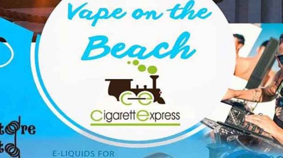Vape on the beach @mare128 - Brindisi - 26 Agosto 2018