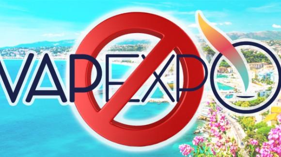 Allerta Coronavirus anche in Francia, annullato il Vapexpò!