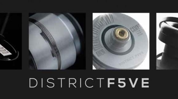 DISTRICT F5VE presenta il nuovo LAYERCAKE