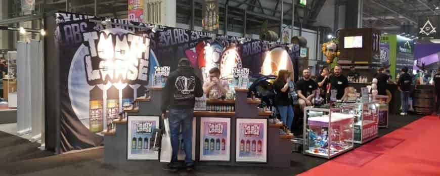 The Vaper Expo uk - Birmingham - 26/28 Ottobre 2018